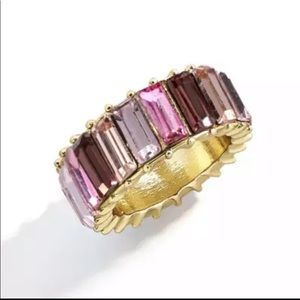Jewelry - Baguette Ring